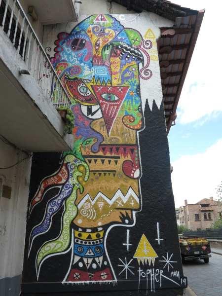 cuenca sstreet art